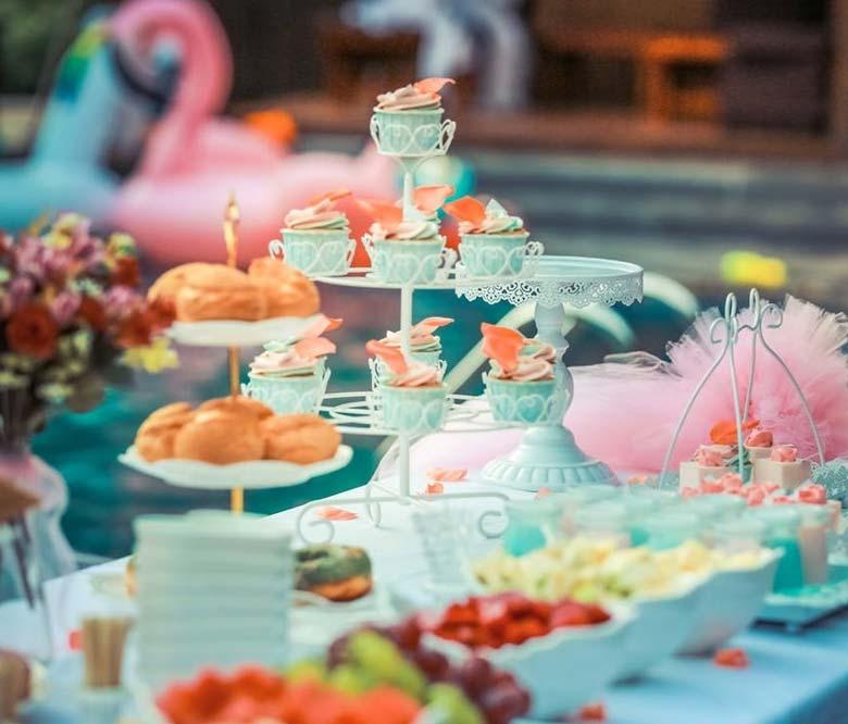 Rinfresco - Buffet festa compleanno bambini