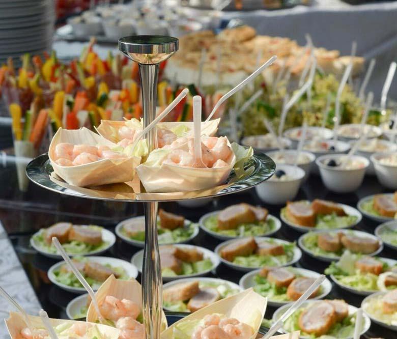 Rinfreschi - catering comunione