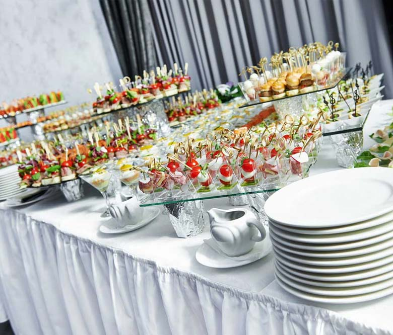Menu - Catering comunione