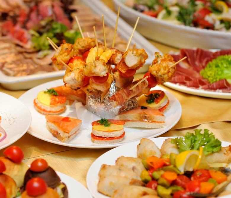 Stuzzichini - Catering per feste