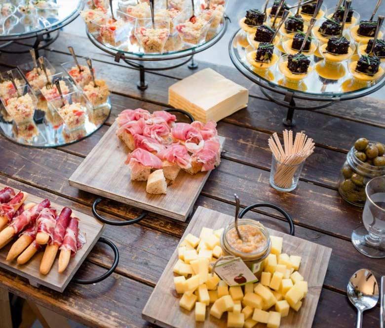 Buffet - Catering per feste